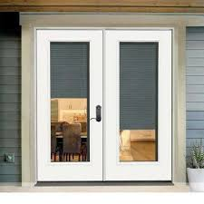 double door front doors exterior