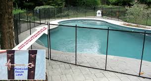 Retractable Pool Fence Retractable Fencing For Pools