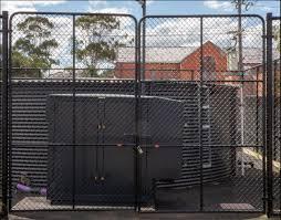 Cyclone Arc Fences