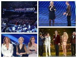 Sanremo 2020, seconda serata: nuovo boom di ascolti. Share al 53,3 ...