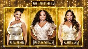 Amber Riley Will Depart London Dreamgirls; 3 Actors Will Share Role of  Effie White   Playbill