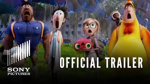 Cloudy With A Chance Of Meatballs 2 Official Trailer 2 In Theaters 9 27 Youtube