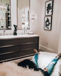 "Imelda Smith on Twitter: ""Nothing says ""I have arrived"" like lounging in  your bathroom on mongolian sheepskin. #luxe #luxury #lifestyle  #luxuryliving #luxurystaging #home #homestaging #interiors #interiorstyling  #bath #bathroom #imeldasmith #design ..."