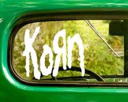 2 Korn Decal Stickers For Car Truck Window Bumper Laptop Jeep Ebay