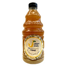 orange multipurpose enzyme cleaner 1 5l