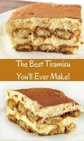 the best tiramisu recipe you will ever