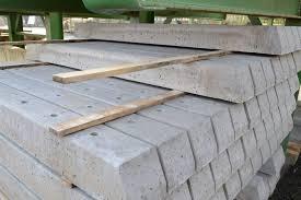 Concrete Fencing Repair Spur Somerlap Somerset