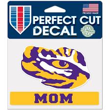 Lsu Car Decals Lsu Tigers Bumper Stickers Decals Fanatics