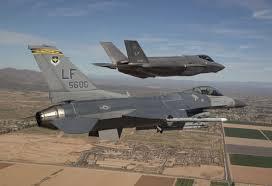 First F-35 Lightning II arrives at Luke AFB > U.S. Air Force ...