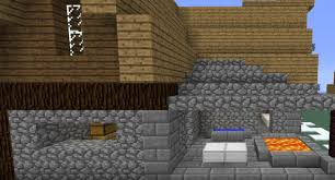 how to build a blacksmith in minecraft
