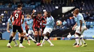 Манчестер Сити – Борнмут: обзор матча 15 июля 2020