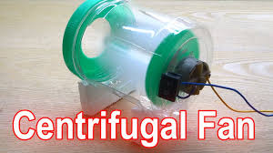 make centrifugal fan easy and simple