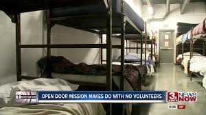Open Door Mission making do with fewer donations, no volunteers