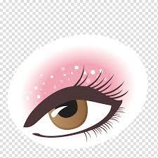 cosmetics eye shadow eyelash nail
