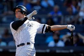 Aaron Judge Breaks MLB Rookie Record With 50th Home Run - Rolling ...