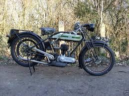 triumph model p clic motorbikes