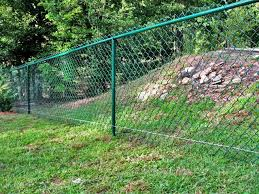 Professional Fence Installation Contractor Chain Link Fence Fence Chain Link