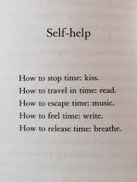 self help in the space of time words words quotes life quotes