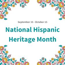 Celebrating Hispanic Heritage Month ...