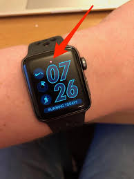 What The Red Dot On An Apple Watch Means And How To Turn It Off Business Insider
