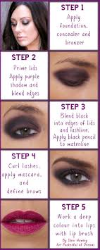 simple makeup step by step in urdu