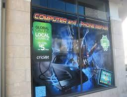 Tech Company Window Decals Fastsigns