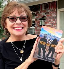 Look what arrived during my birthday party! – Lorie Smith Schaefer
