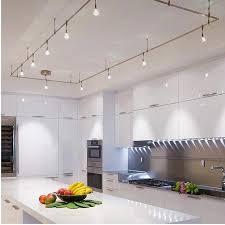 20 kitchen track lighting ideas to get