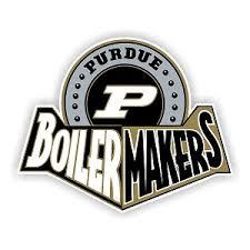 Purdue Boilermakers G Vinyl Die Cut Decal Sticker 4 Sizes