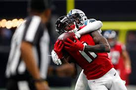 Carolina Panthers vs Atlanta Falcons ...