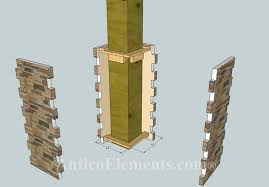 Installation Instructions For Column And Post Wraps Antico Elements Blog