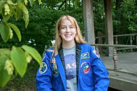 Abigail Harrison Astronaut Abby Mars Generation Interview