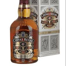 chivas regal 12 year old whisky gift