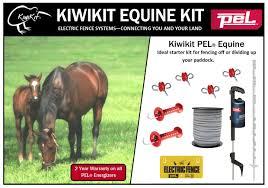 Kiwikit Equine Fencing Kit Kiwikit