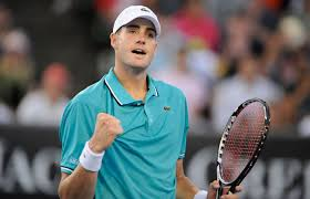 Isner in Lacoste. This will take some getting used to... | Tennis ...