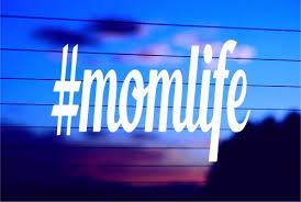 Momlife Car Decal Sticker