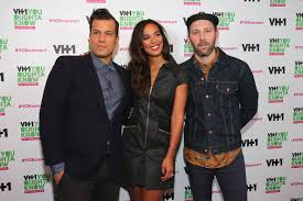 Mat Kearney, Amanda Sudano, Abner Ramirez - Abner Ramirez Photos - Arrivals  at the VH1 'You Oughta Know in Concert' - Zimbio