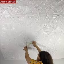 3d foam wall stickers self adhesive