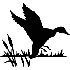 Silhouette Duck Landing Decal St2010b 7 Waterfowl Stickers Animal Silhouette Silhouette Art Silhouette Stencil