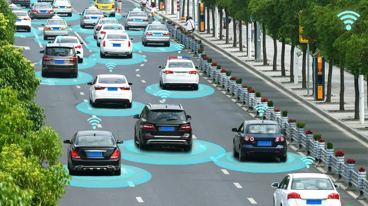 AI in self-driving autonomous cars