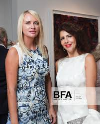 Lana Smith, Olga Raganelli at CTP Curated/S2 Joint Bowie : 2016 Reception /  id : 2191026 by Samantha