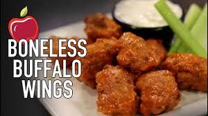diy boneless buffalo wings you