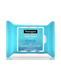 neutrogena makeup remover wipes hydro