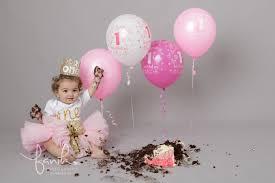 baby s first birthday photoshoot