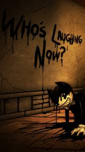 video game bendy and the ink machine