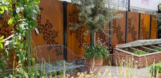 Decorative Garden Screens Corten Steel S3i Group