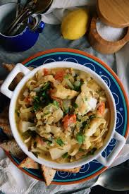 Cod Fish Stew - Living The Gourmet