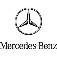 Mercedes-Benz Decal Sticker - MERCEDES-BENZ-LOGO | Thriftysigns