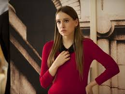 Sarah Sutherland is on a high as she's put at the heart of the White House  in Veep's season four   The Independent