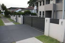 Gallery Residential And Commercial Walls Fencing Modularwalls Boundary Walls House Exterior House Front